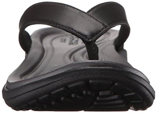 Crocs Women's V Flip Sandals - 6.0 M
