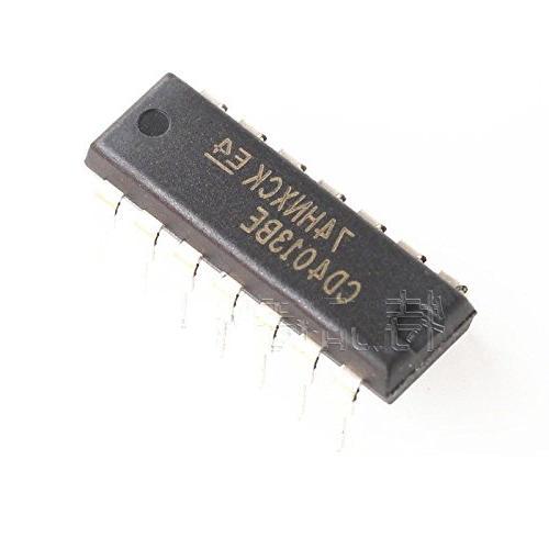 cd4013be integrated circuit dual d