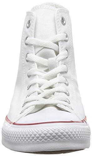 Converse Hi Sneaker Optic White OPT/WHT Size