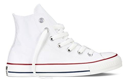 Converse Star Hi White Size 7