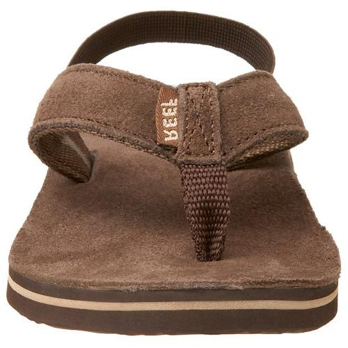 Reef Classic Flop ,Brown,3/4 US