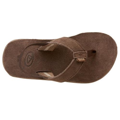 Reef Classic ,Brown,3/4