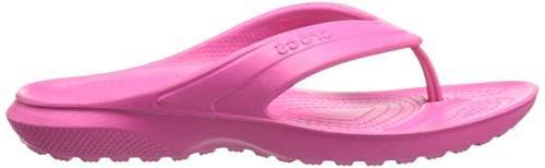 crocs Classic Flip , Candy Pink, 8 M