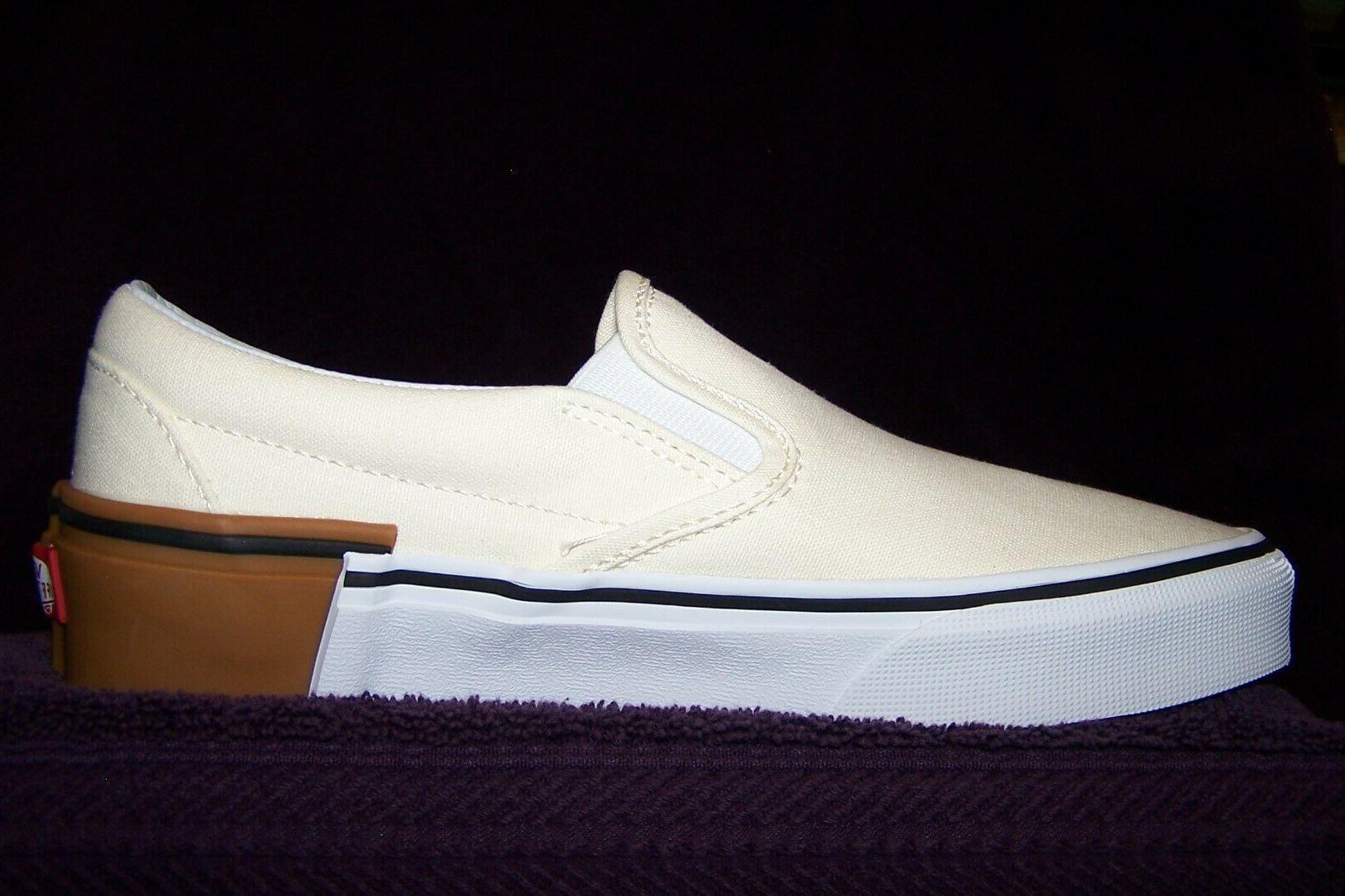 VANS Classic Slip-On Men's Skate Shoes NIB! SWEET!