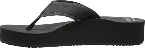 Reef Sandal, Black,