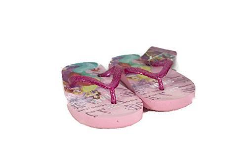 disney princess flip flop 10 m us