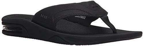 fanning flip flop sandal