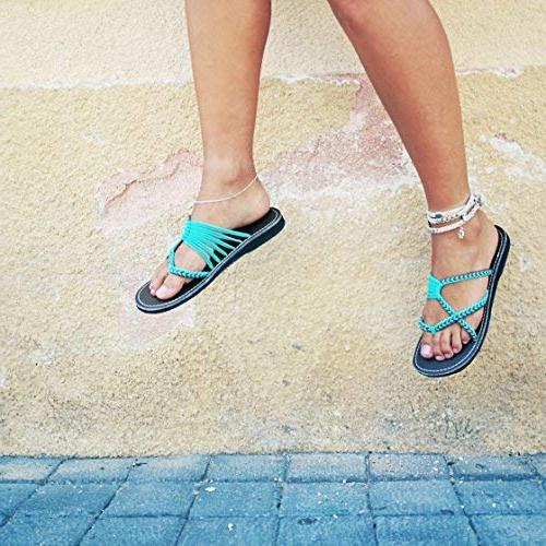 Plaka Sandals for Gray Oceanside