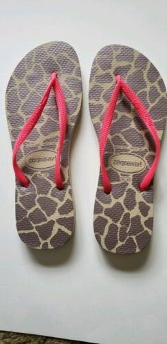 flip flops women size 9 10