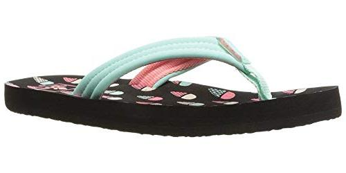 Reef Little Ahi Sandal, Ice Cream, M US