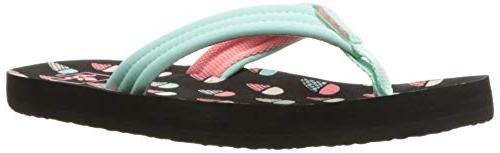 girls little ahi sandal ice cream 5