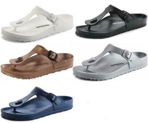 gizeh eva flip flops single strap sandals
