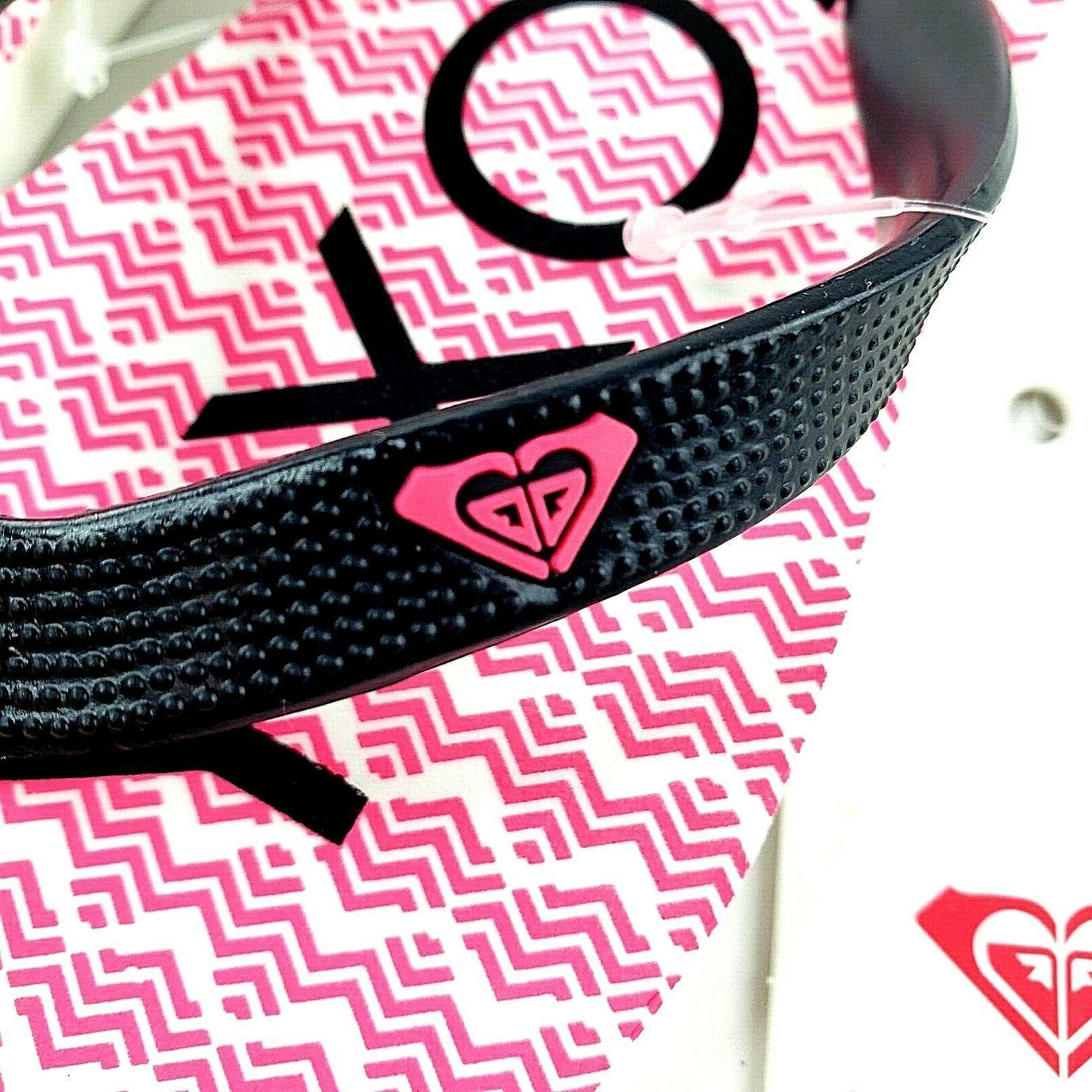 Flip-Flops Hot Pink White Size