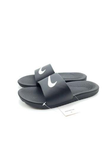 Nike Black Slide Sandals