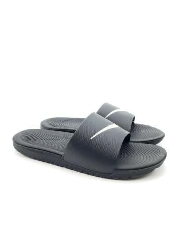 kawa slide 832646 010 black white men