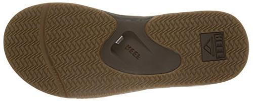 Reef Leather Sandal, 11 M US