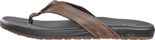 Men's Phantom Flip Black/Brown Leather Si