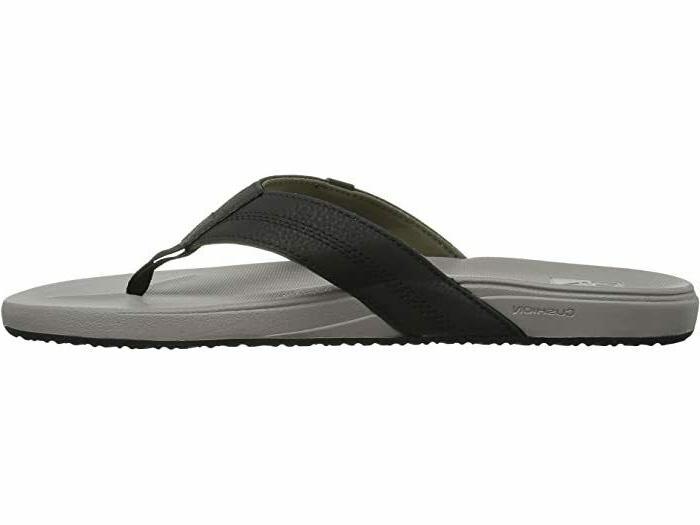 Reef Men's Flip Flops - Grey