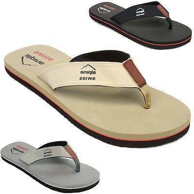 men s flip flops beach sandals lightweight