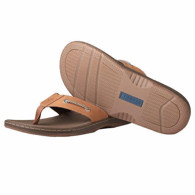 NEW!! Sperry Men's Tan Pensacola Flops Variety
