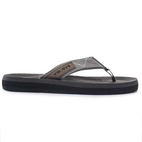 FITORY Flip-Flops, Thongs Sandals Comfort Beach