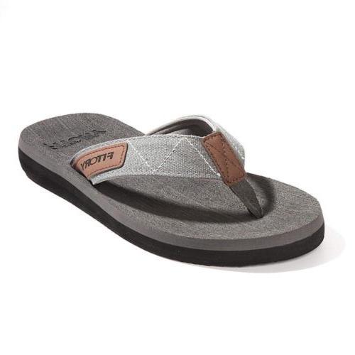 men s flip flops thongs sandals comfort