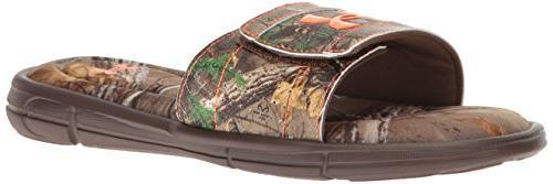 men s ignite camo v slide sandal