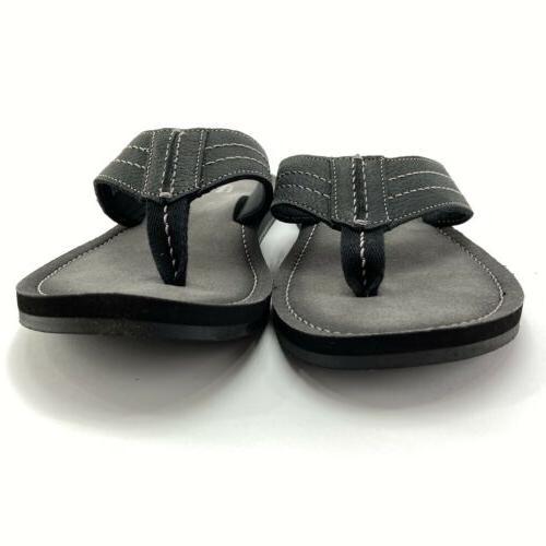 Clarks Lacono Post Black Flops 12 M