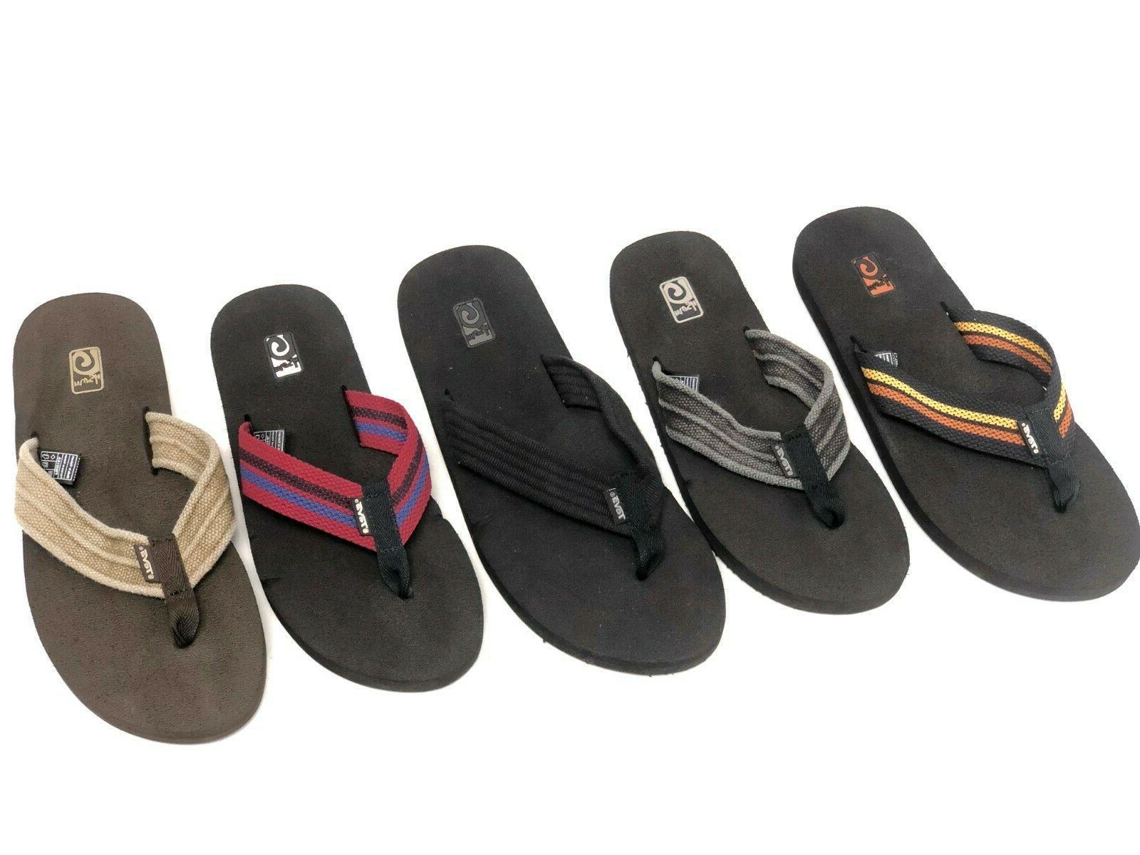 men s mush ii canvas sandals flip
