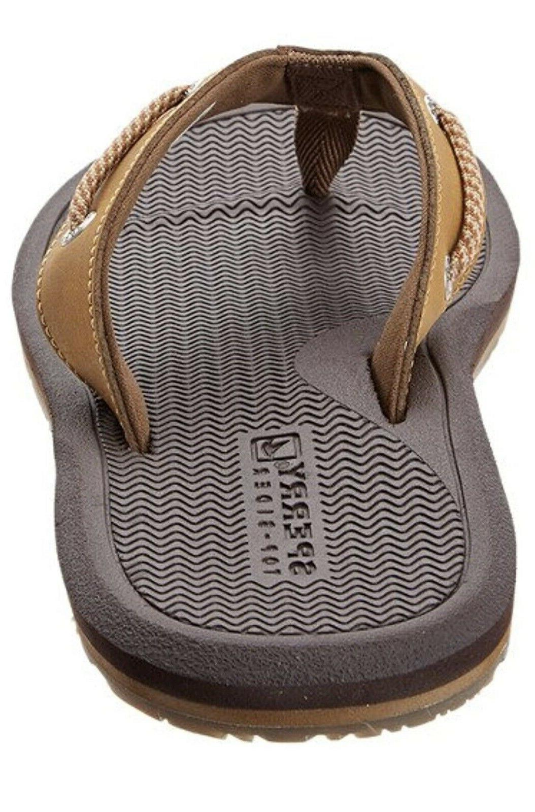 Sperry, Sandal Nautical Flip Flops