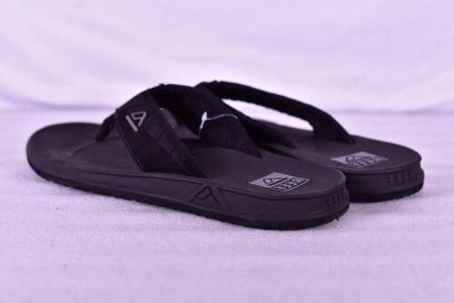 Men's Reef Flip Flops, Black
