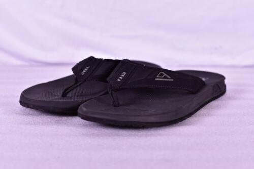 men s phantoms slide flip flops black