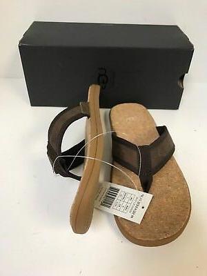 Ugg Flop Leather
