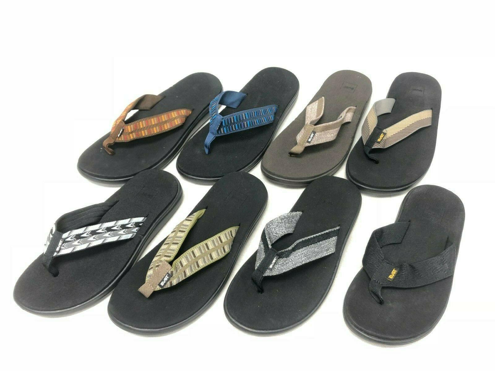 Teva Men's Flip Flops Sandals Mush Multiple Colors