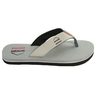 Flops Beach Sandals Sole Comfort Thongs 10 M