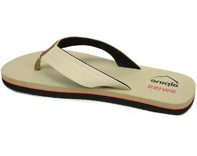 Alpine Flops Beach Sandals EVA Sole