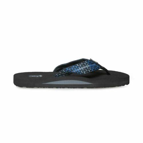 TEVA MUSH BLUE FLIP MEN`S SIZE 9/UK NEW