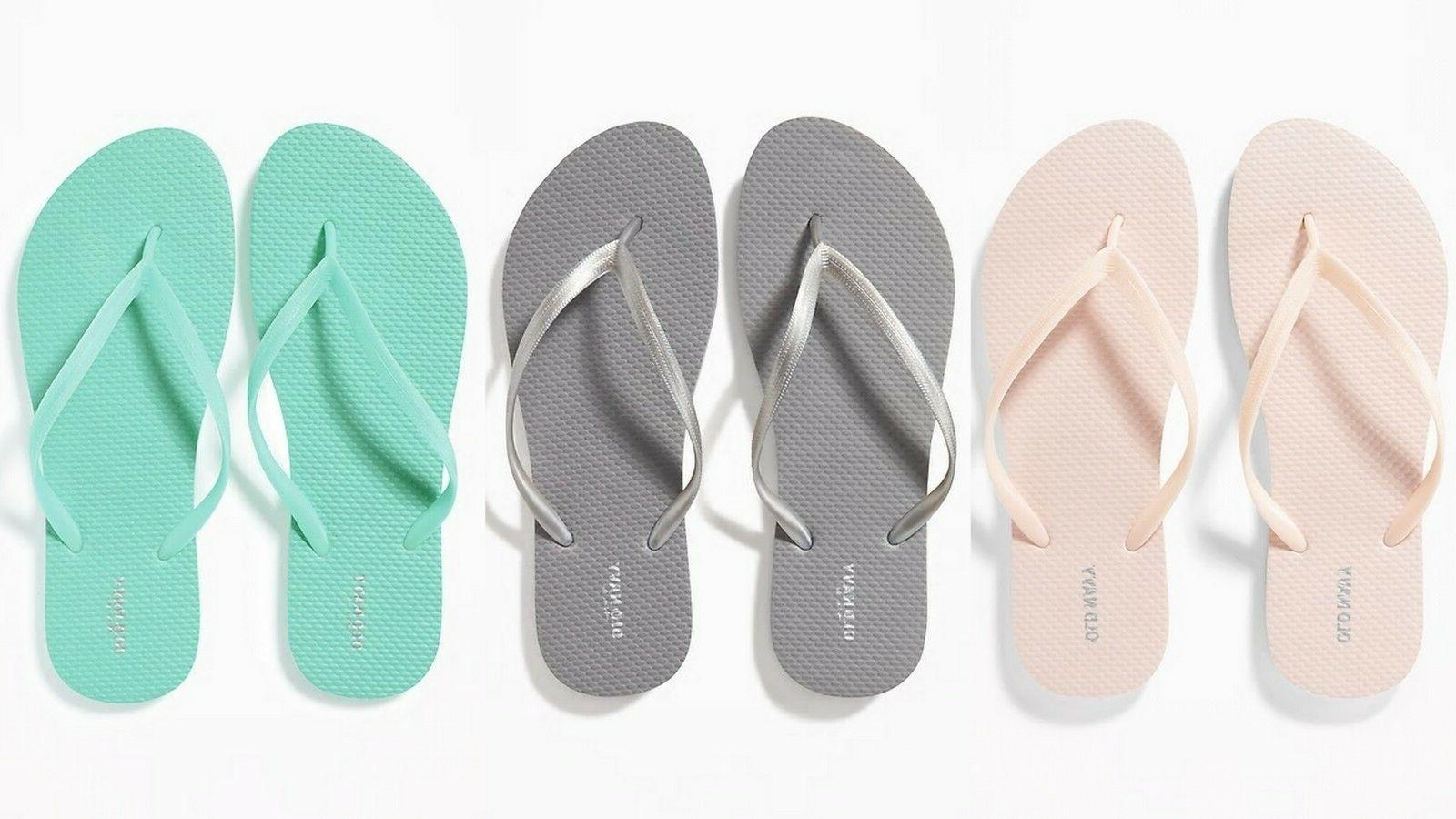 new classic flip flops for women sandals
