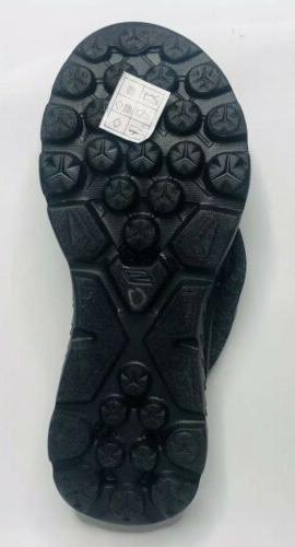 NEW Skechers GOGA Black Comfort Flip Flops Sandals RIGHT Only 6