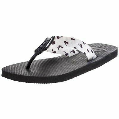 new mens white urban basic textile sandals