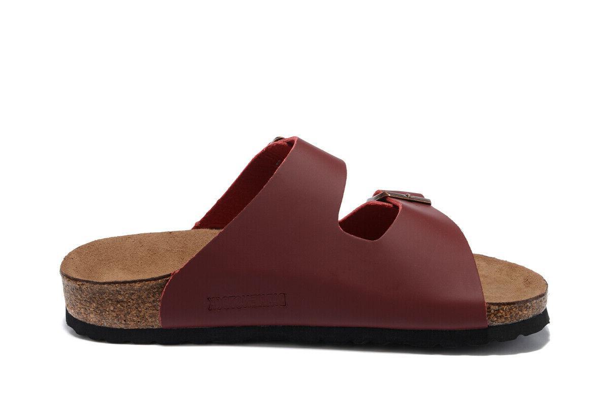 New Birkenstock Summer Birko-Flor Sandals Women's Men's Flip Flops Shoes