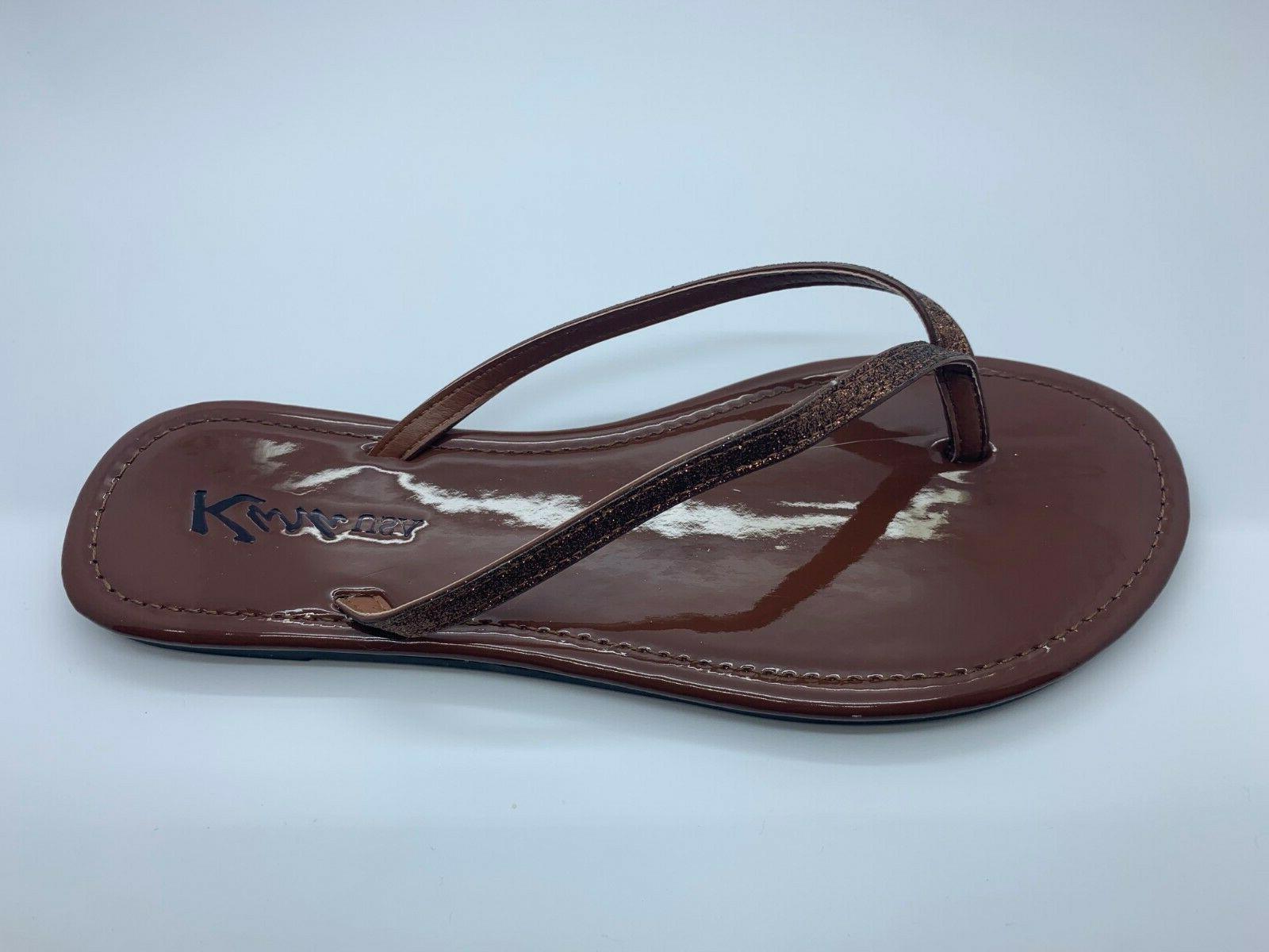 New Women Flops Sandals Thong Slipper Shoes Size