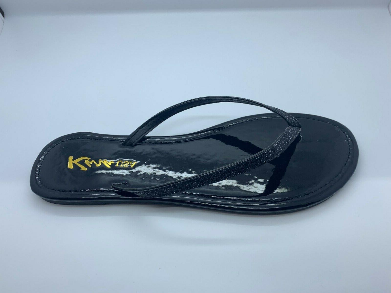 New Women Flip Flops Sandals Glitter