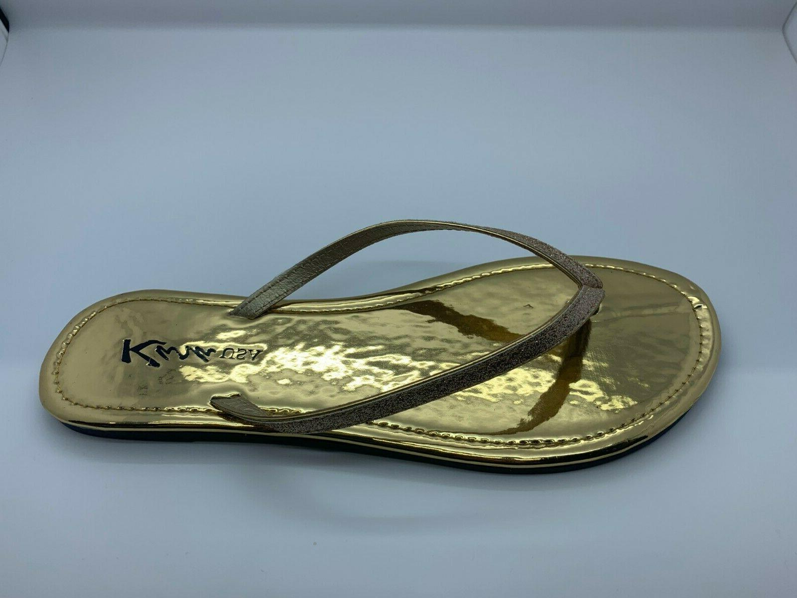 new women flip flops sandals glitter thong