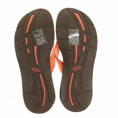 Orange Ecotread Sandals Shoes