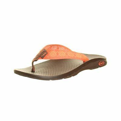 new women s zulu orange ecotread flip
