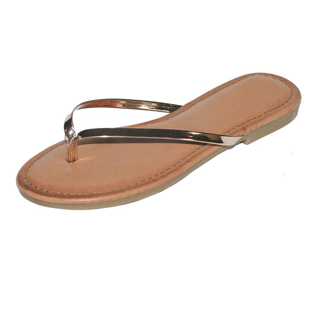Casual Thong Flops Sandals