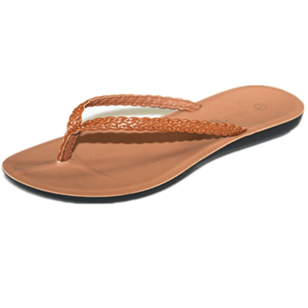 NEW Casual Thong Flops Sandals Slipper