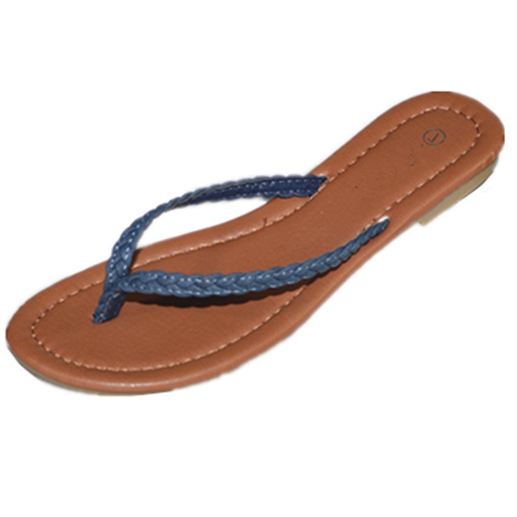 NEW Womens Flops Sandals Slipper