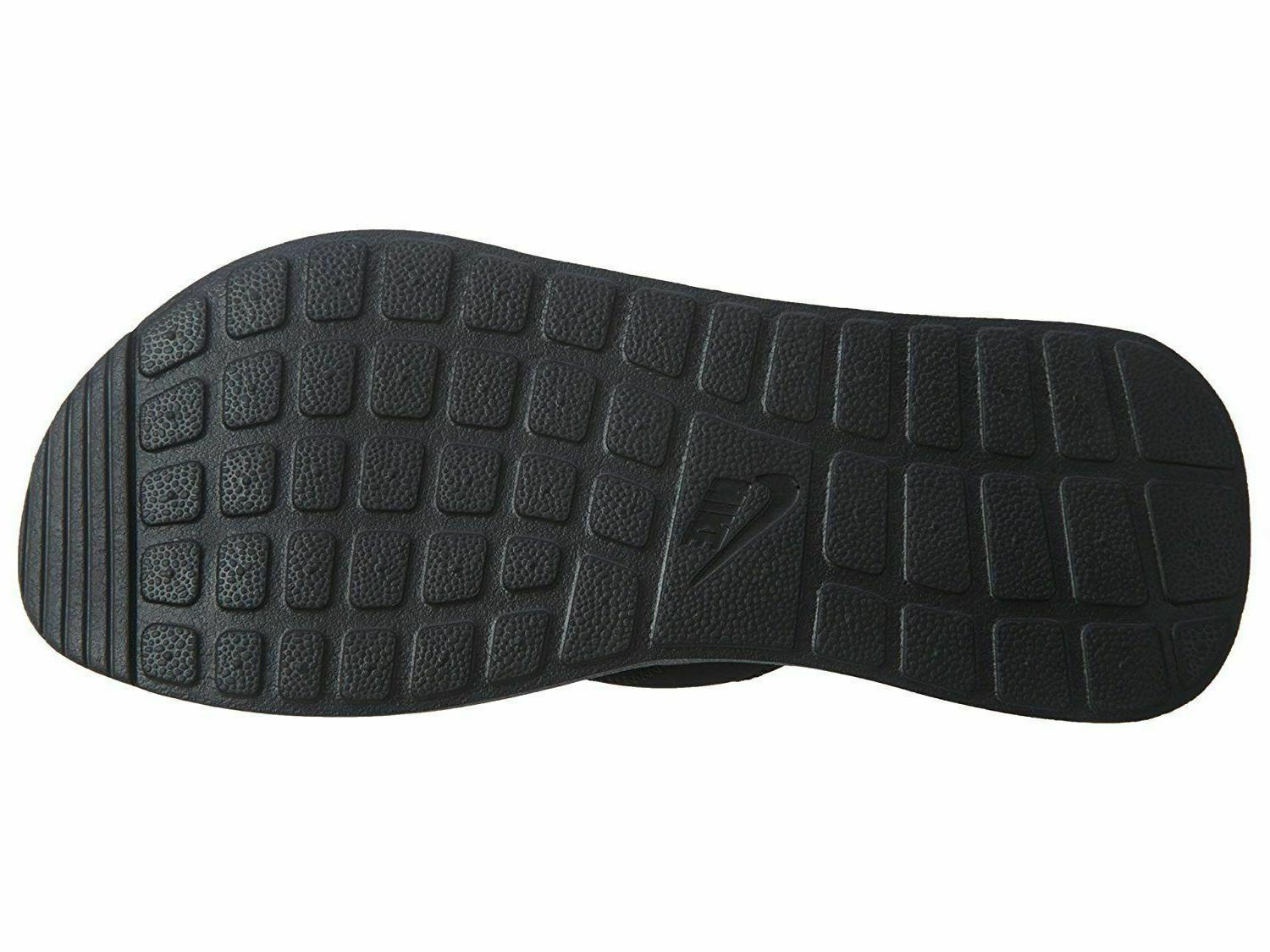 NWT Celso Thong Sandals Flops Black